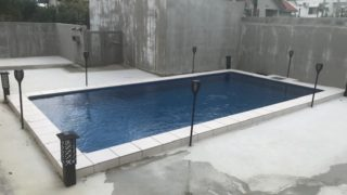 [182]沖縄県本部町  6mx3m カバー付き