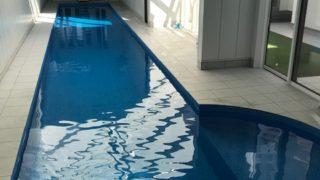 [184]大阪府富田林市  15mx2m 室内温水プール
